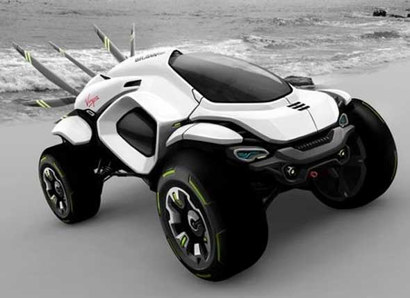 Future Off Road Vehicle