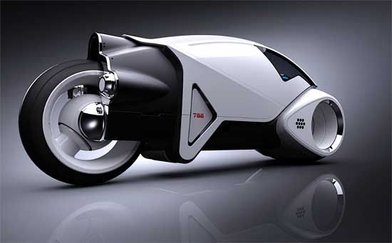 Tron Motorcycle