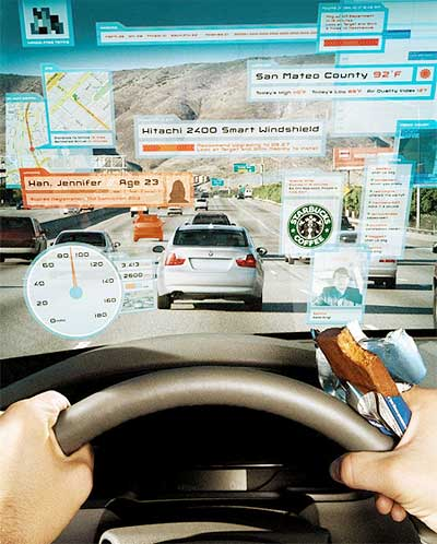 Augmented Reality Windshield